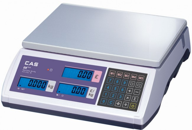 CAS ER Plus Weighing Scales Image